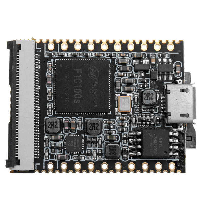 Taidacent Multi-system Multi-function Nano Development Board Embedded Development Board Linux Micropython <font><b>F1C100s</b></font> image