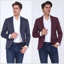 MENS BLAZER JACKET OWEN 20262 Blazers Gift For Men SLIM FIT