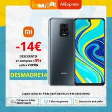 Xiaomi Redmi Note 9S (64GB ROM 4GB RAM / 128GB 6GB Snapdragon™ 720) [Teléfono Móvil Versión Global para España] note9s
