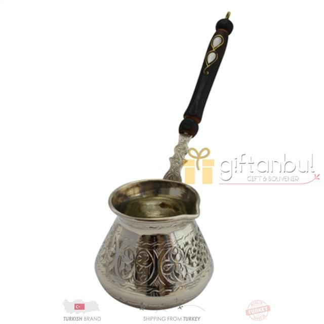 Turkish Traditional Design Copper Ibrik 2