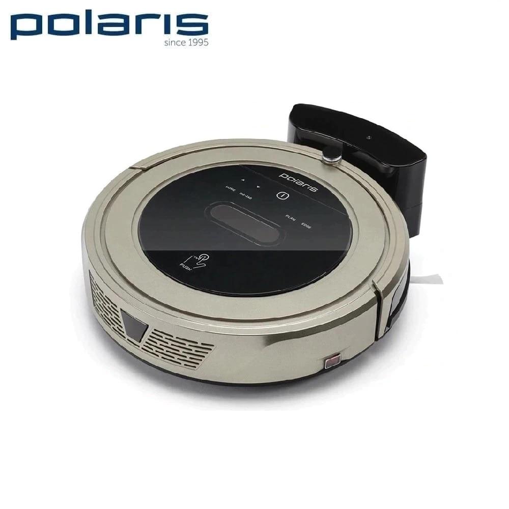 все цены на Robot vacuum cleaner Polaris PVCR 0920WV Robot vacuum cleaner for home Vacuum Robot Wireless vacuum cleaner Wireless Robots онлайн
