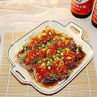 #安佳食力召集,力挺新一年#蒜蓉粉丝蒸香菇的做法图解9