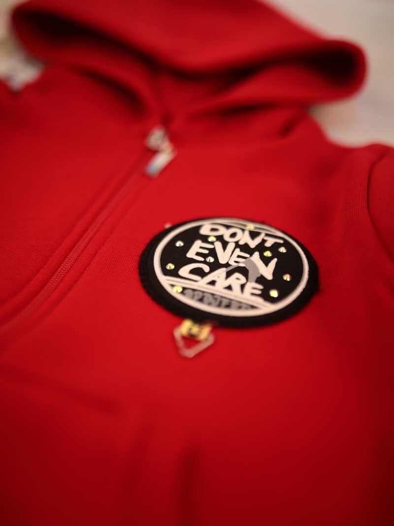 Kırmızı Kışlık Kız Çocuk Ceket 019-1823-002-2
