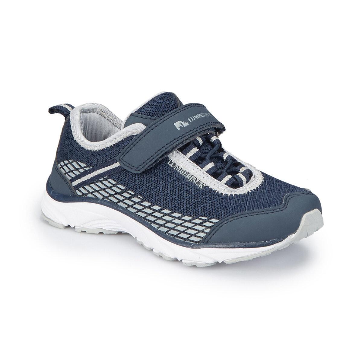 FLO DARE JR Navy Blue Male Child Sports Shoes LUMBERJACK