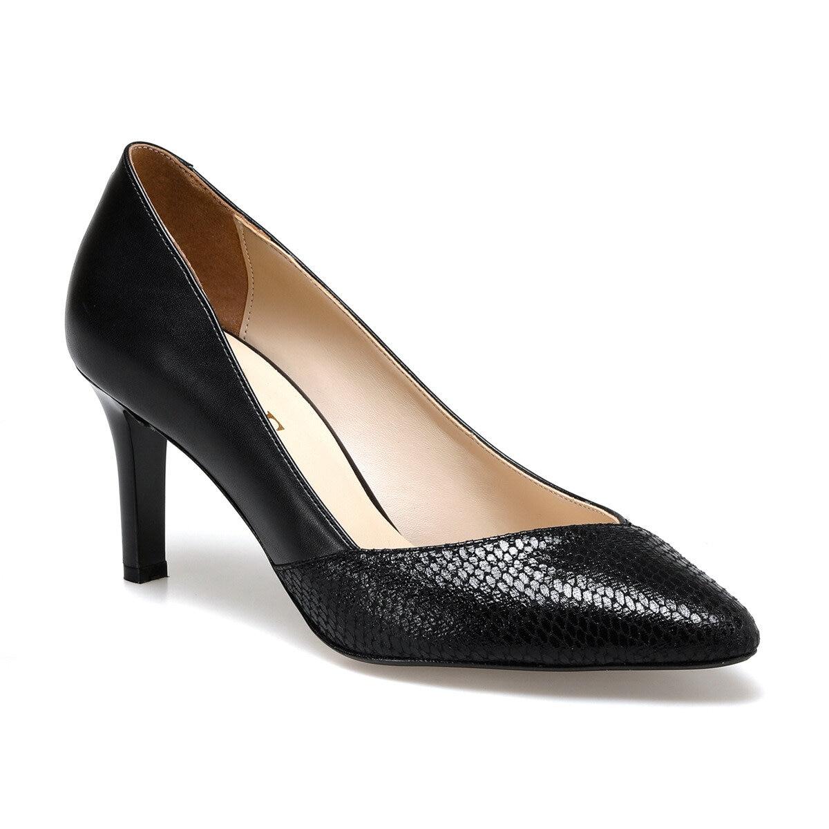 FLO DS20039 Black Women Gova Shoes Miss F