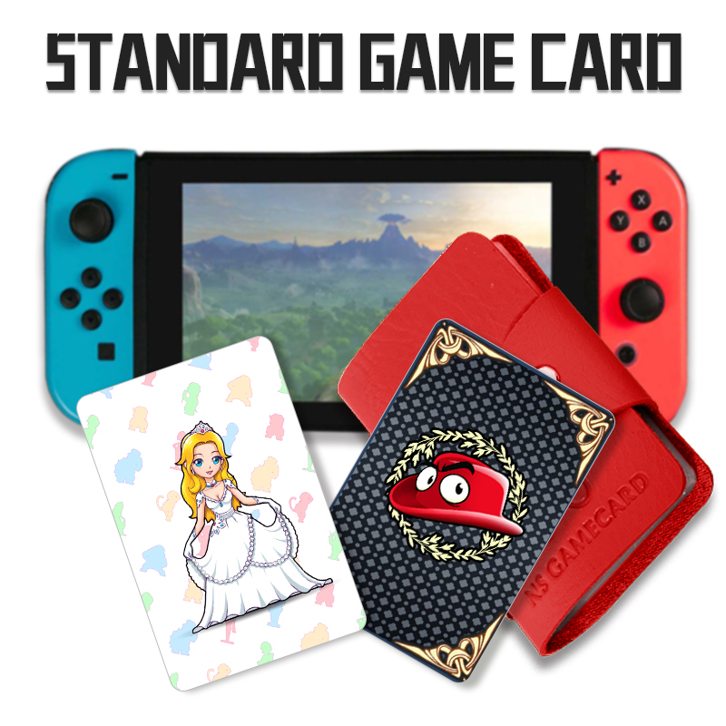 59 pcs <font><b>NFC</b></font> <font><b>Card</b></font> for Zelda Breath Of The Wild & super mario For <font><b>amiibo</b></font> <font><b>Card</b></font> Game NS <font><b>Switch</b></font> A8 image