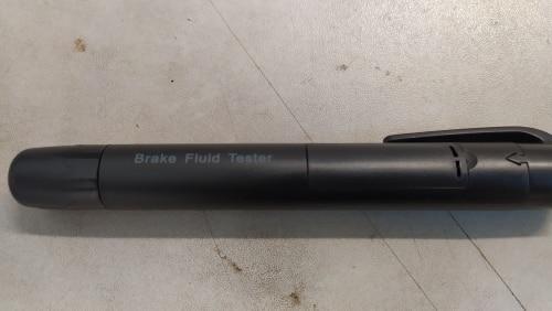 kebidumei Brake Fluid Tester Pen 5 LED Car Vehicle Auto Automotive Testing Tool Car Vehicle Tools Diagnostic Tools brake fluid tester fluid testervehicle tools - AliExpress