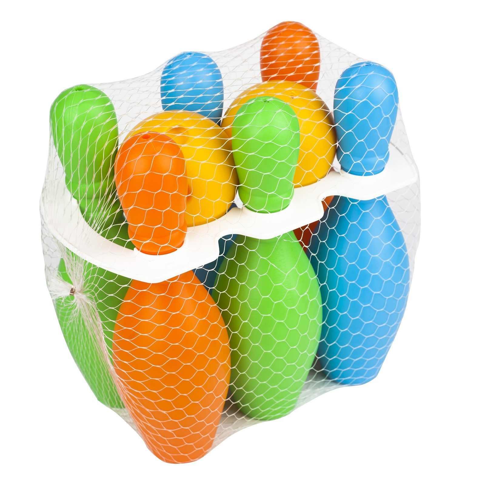 Ebebek baby & toys AE-0602-EB детский набор для боулинга