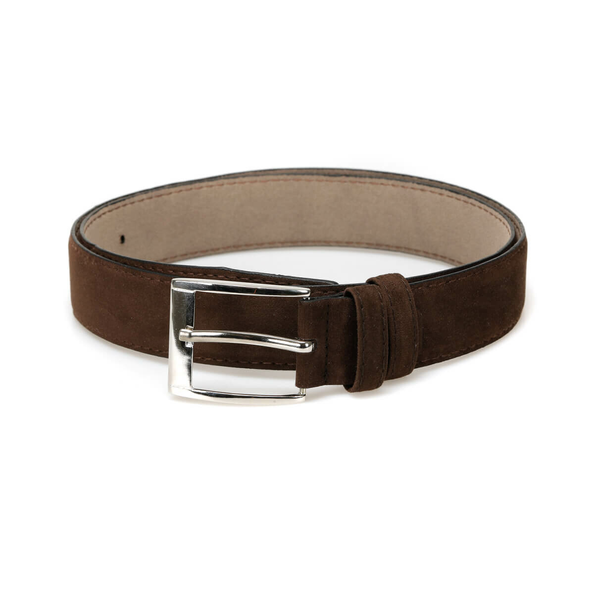 FLO MRAS3512 Brown Men 'S Belt Garamond
