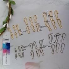 Hook Crystal-Chandelier-Connector-Pins Hanging-Pendant Garden-Suncatcher-Part Camal 100pcs