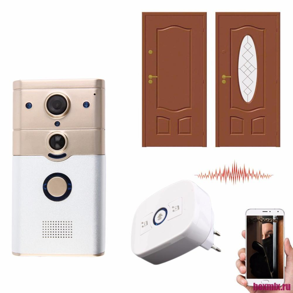 Wireless Access Control System GSM Video Doorbell