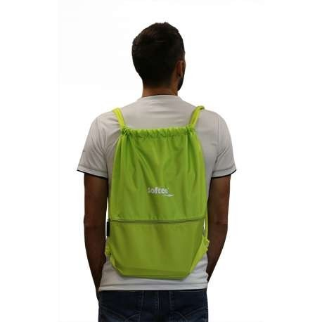 GYMSACK SOFTEE EXTREME - COLOR PISTACHO