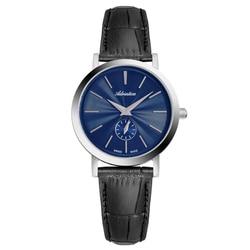 Reloj de mujer a2113.5215q correa de cuero mineral cristal luz solar