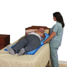 Скользящая простыня для перемещения пациентов(2 полотна 65х180 см) Альцфикс af003a