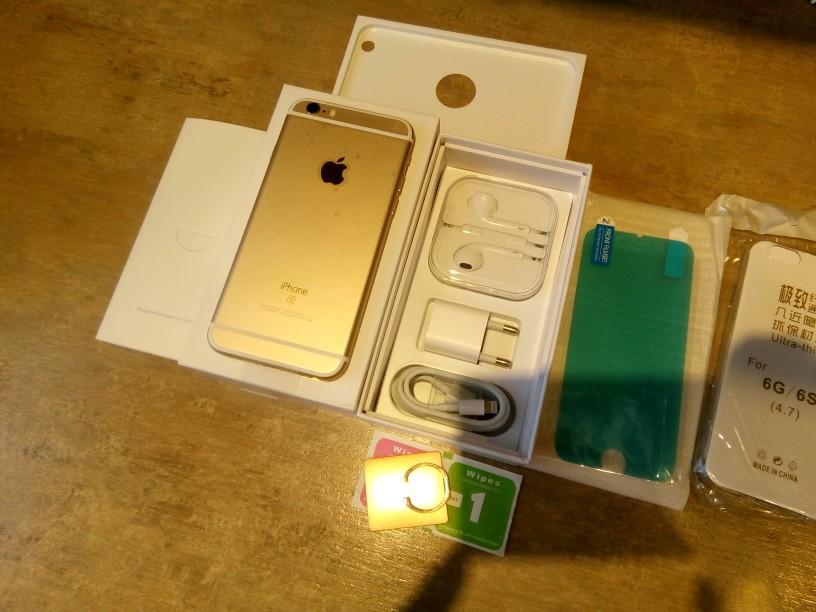 "Original Apple iPhone 6s 2GB RAM 16GB 64GB 128GB ROM 4.7"" iOS Dual Core 12.0MP Camera fingerprint Unlocked 4G LTE Mobile Phone|Cellphones| |  - AliExpress"