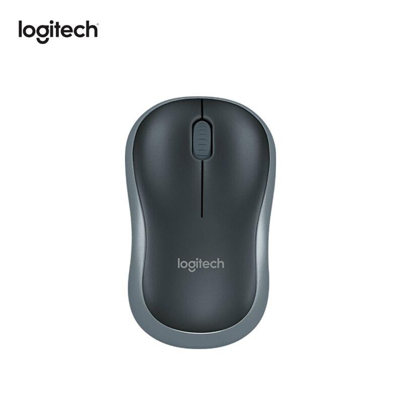Wireless Mouse Logitech M185 Officeacc цена и фото