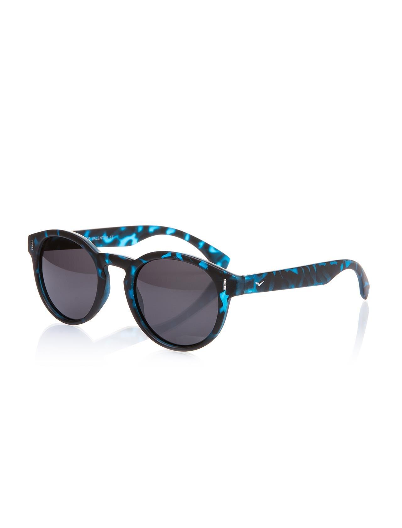 Unisex sunglasses dv 9019 04 bone Navy unspecified 47 -- de valentini