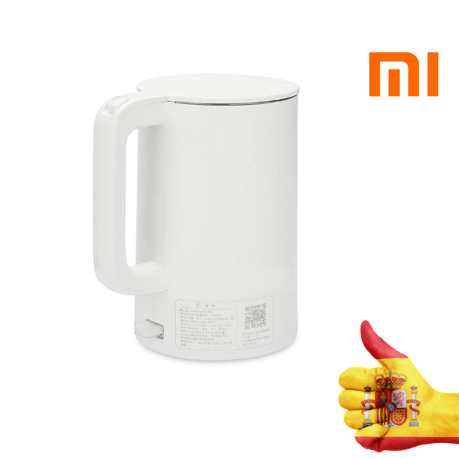 Original Xiaomi My Jia Smart Thermostatic Electric Kettle 1.5L 12 Hours Thermostat With Smart My House