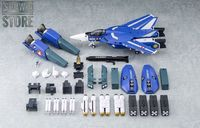 [Show.Z] Valkyrie Factory VF 1/60 VF 1J VF1J Valkyrie Maximilian Jenius Custom Macross Robotech Blue Version w/ Super Space Part