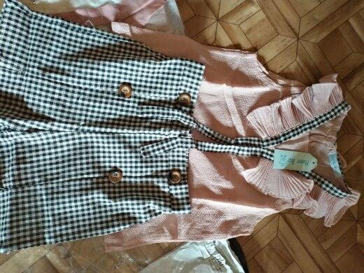 Conjuntos de roupas Roupas Meninas Cabolsa