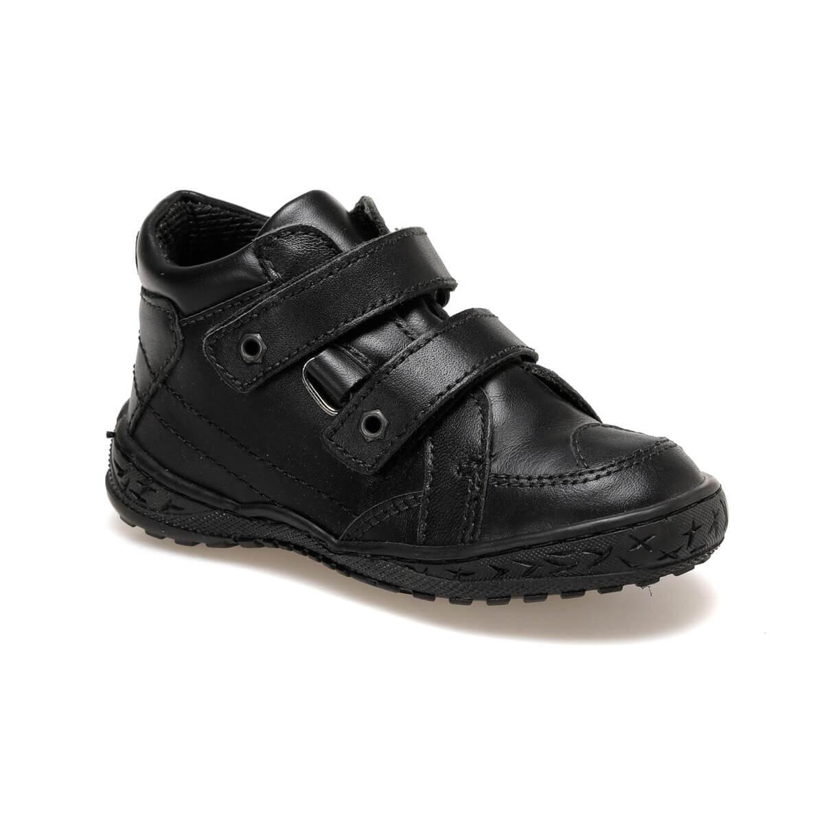 Детская обувь черного цвета для мальчиков FLO MELANIA Kifidis
