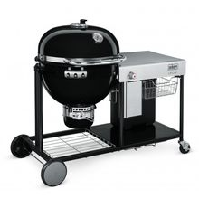 BARBACOA WEBER SUMMIT CHARCOAL GRILLING CENTER BLACK()