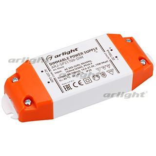 022436 Power Supply ARJ-SP21700-DIM (15 W, 700mA, PFC Triac) ARLIGHT 1-pc