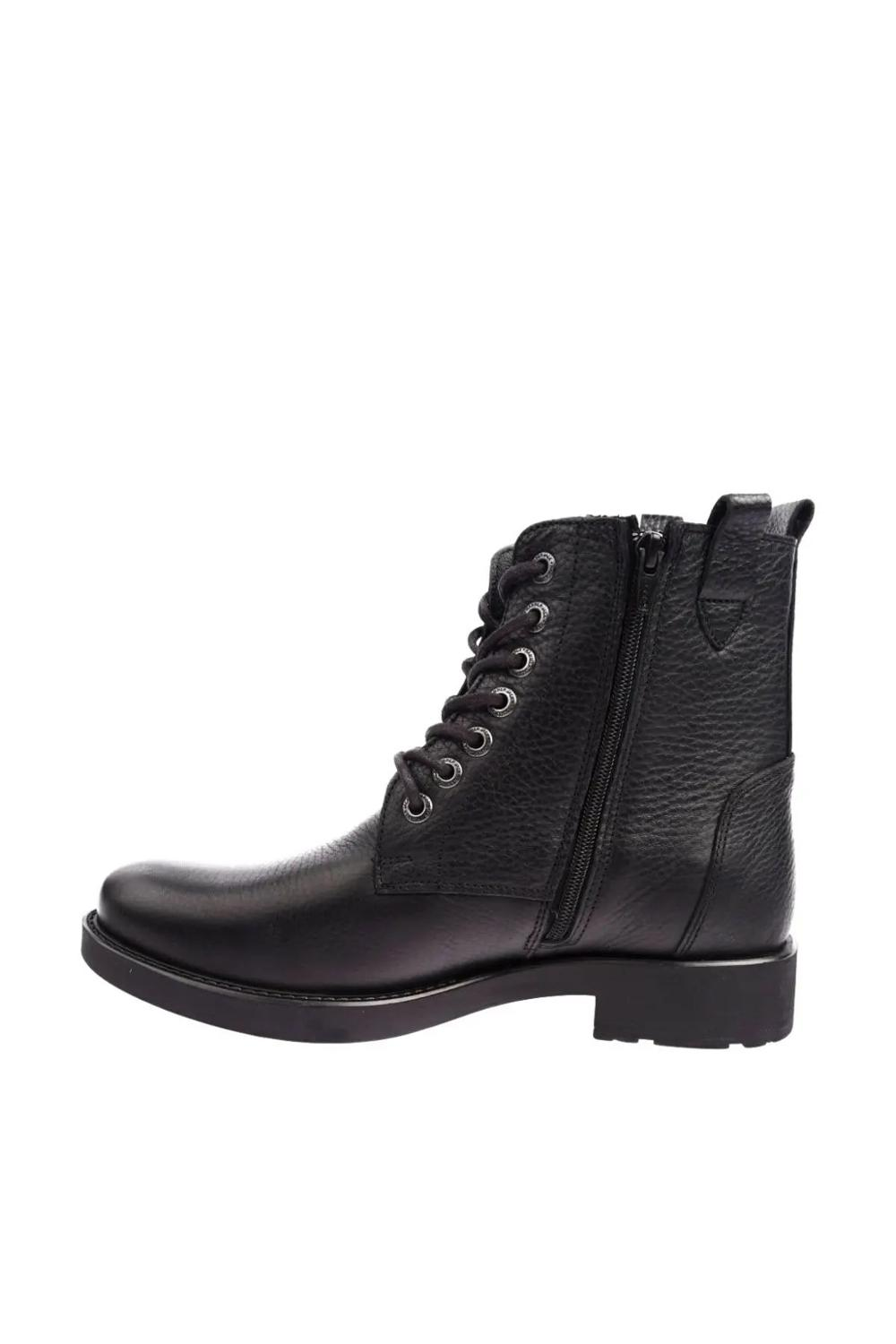 Hammer Jack Male Genuine Leather Boots 102 15200-M 4