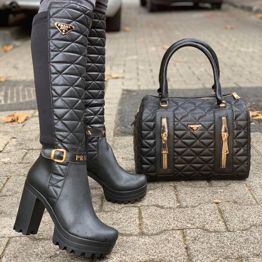 1. Набор качественных сумок, обуви и кошельков!