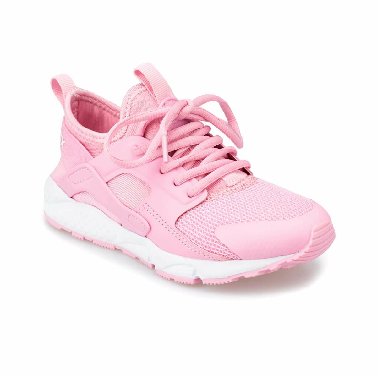 FLO APUS Pink Female Child Sneaker Shoes KINETIX