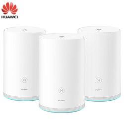 Router híbrido Huawei Q2 Pro, conjunto de enrutador inalámbrico de alta velocidad de banda Dual con sistema WIFI para todo el hogar, enrutador de banda ancha de 11ac Gigabit