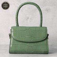Дизайнерская сумка с клапаном через плечо для женщин женская