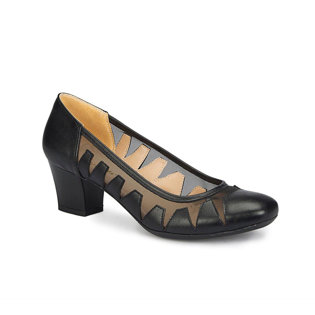 FLO 81. 311171.Z Black Women Shoes Polaris
