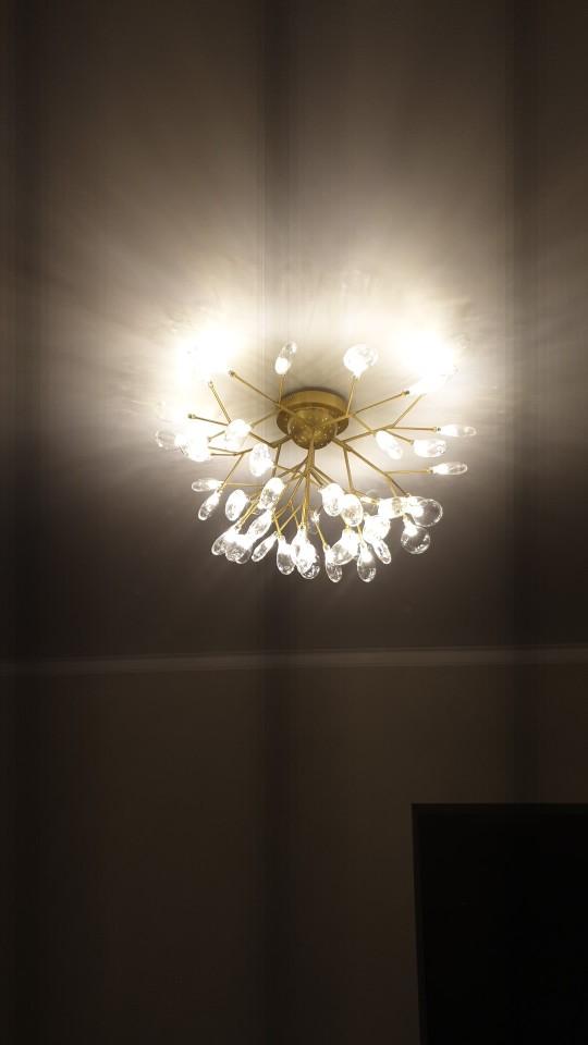 Lustres Luminárias Ac110v Ac110v