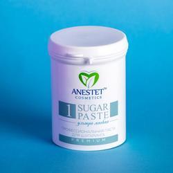 Zucker paste für zuckern, weiche 1, 330 gr. ANESTET haar entfernung, depiladora gesichts, depilacion, gesichts haar remover epilation wachs