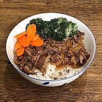 日式肥牛饭的做法图解8