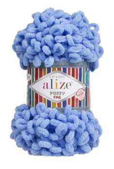 Hilo Alize hinchado fino, 5 piezas por paquete