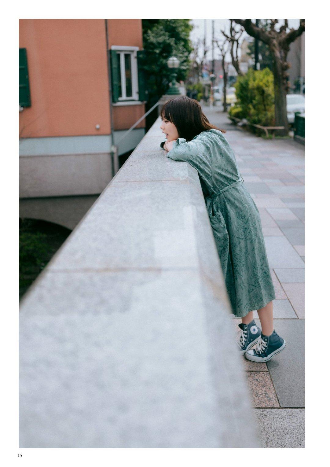 BUBKA 2021年5月号 与田祐希插图11
