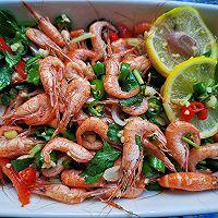 泰式腌虾的做法图解6