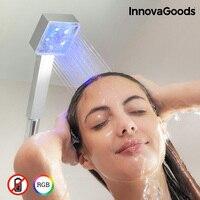 InnovaGoods Square Eco LED Shower Bath Baskets     -
