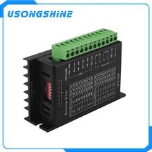 Stepper Motor Driver TB6600 upgrade Nema 23 Nema17 4A DC9-42V for NEMA23 motor CNC router controller for 3D printer