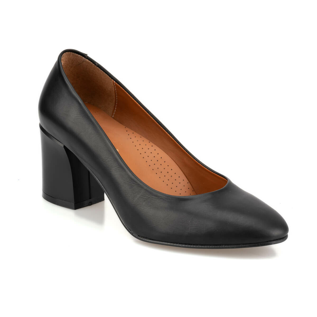 FLO 92.314114.Z Black Women Gova Shoes Polaris
