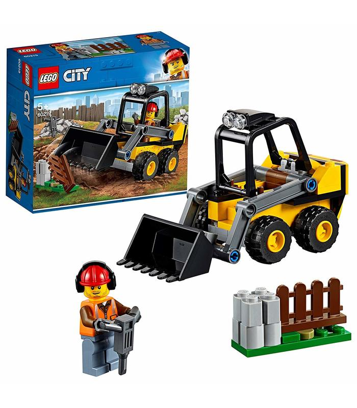60219 LAYMAN Backhoe Loader Toy Store Articles Created Handbook