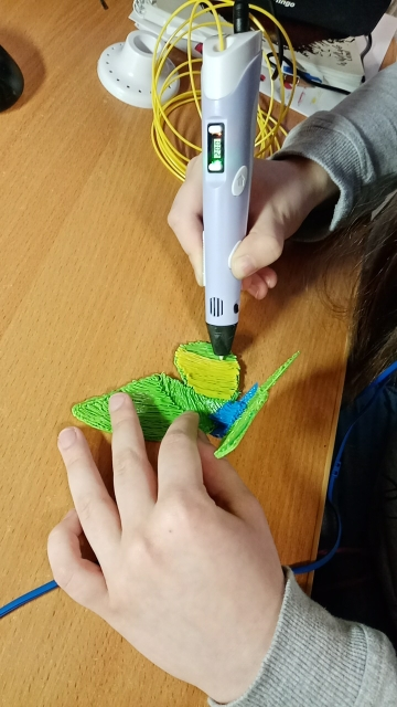 Advanced 3D Printing Pen with Display for Kids photo review
