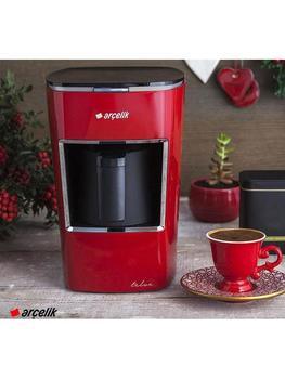 ARCELIK K3300 Mini turecki ekspres do kawy | turecki ekspres do kawy | ekspres do kawy espresso | turecki dzbanek do kawy | cafeteira-4 kolory tanie i dobre opinie 3 filiżanek 1 88 Kg