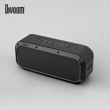 Divoom voombox oradores bluetooth resistentes à água ao ar livre saída em 15 w e 12 horas de reprodução (preto)