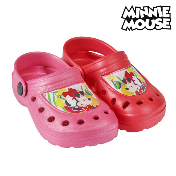 Minnie Beach Clogs