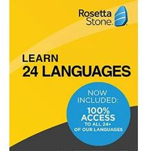 Rosetta Stone - Windows / android, Ultimate Language, Lifetime Fast Delivrey