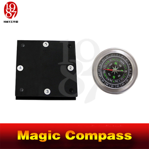 Image 2 - magic compass adventurer escape room game device prop forTakagism get hidden clues via compass to run out real life room escape