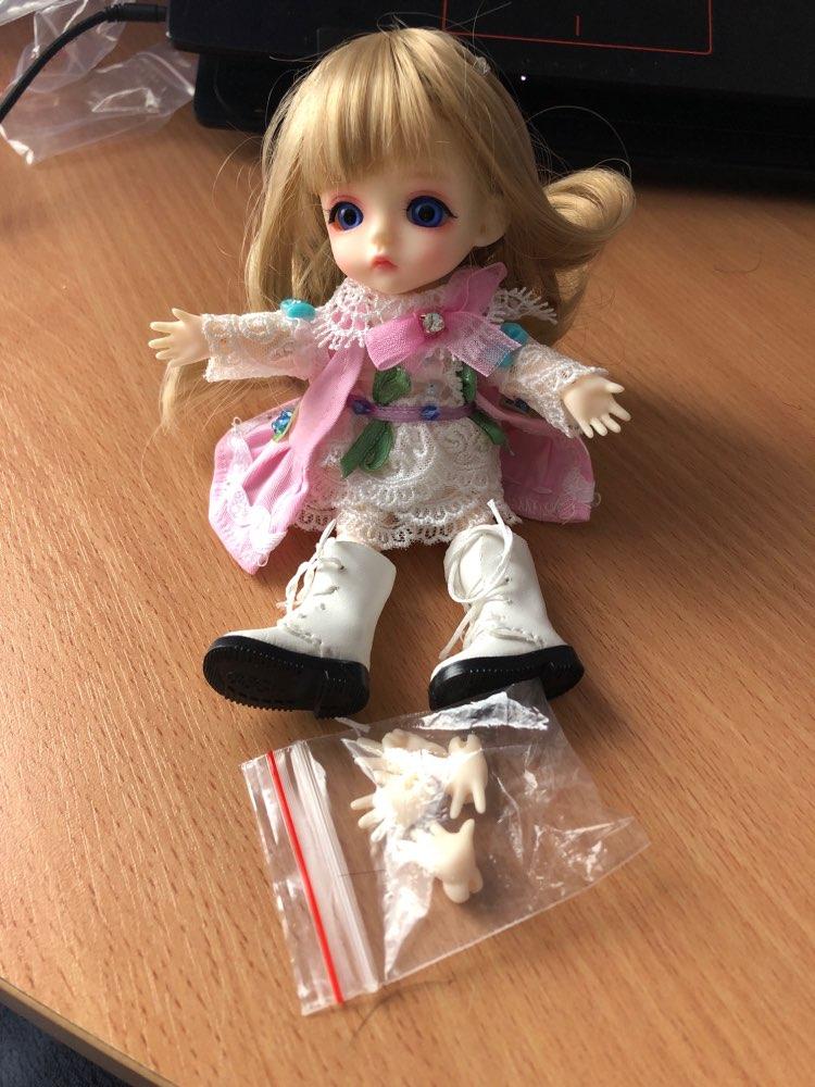 -- Bonecas Móveis Silicone